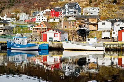 Village of Petty Harbour