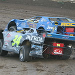 Canadian Late Model Shootout, South Buxton Raceway, Merlin, ON, September 29, 2007