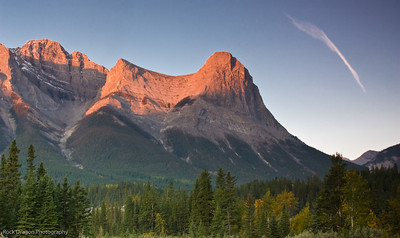Mount Lawrence Grassi, Kanaskis Country, Alberta
