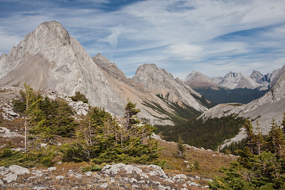 Burstall Pass, Kananaskis Country Alberta
