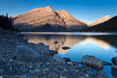 Mount Lyautey, Peter Lougheed Provincial Park, Alberta.