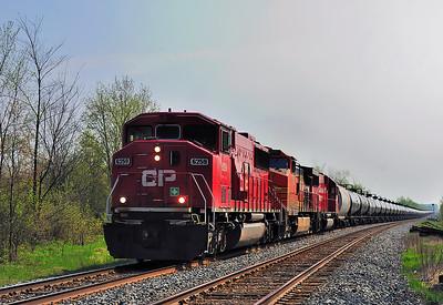 Canadian Pacific #609, Glen Nevis, Ontario