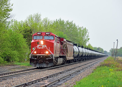 Canadian Pacific 650, Lacolle, Quebec, May 23 2019.