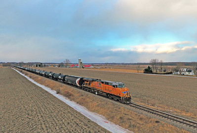 Canadian Pacific #650, Lacolle, Quebec, March 10 2017.