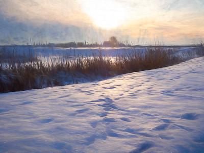 Lake Winnipeg shoreline