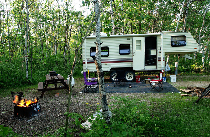"Manipogo is a beautiful campground, known as 'Manitoba's best kept secret"", we totally agree."