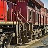 Huge loco's big trains CP's ES 4400hp  #8931