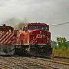 CP's GE  'AC4400CW' # 9591