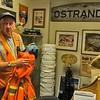 Brad Jolile company VP & railfan