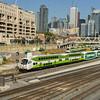 West bound Go transit train