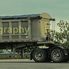 Mack  6 x 4 sleeper cab unit hauling a 4 axle bulk tipper trailor