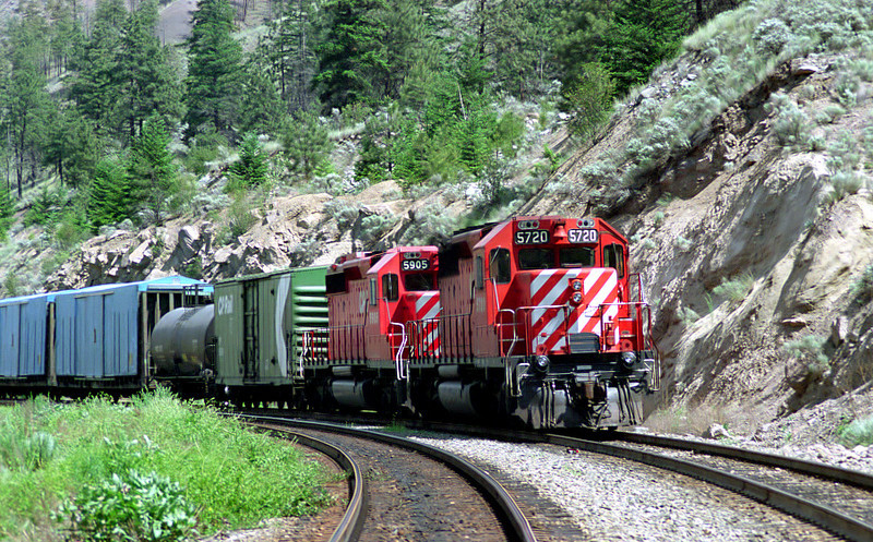CP 5720 and CP 5905, somewhere on the Thompson Sub.