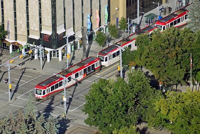 Calgary Transit, Alberta, Canada