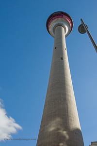 Calgary Tower, Alberta, Canada