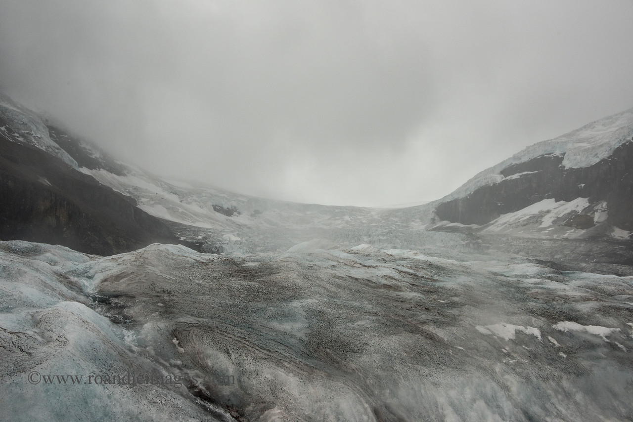 Athabasca Glacier, Columbia Icefield, Jasper Park, Alberta, Canada