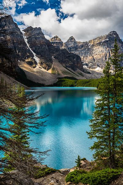Moraine Lake/Valley of the Ten Peaks