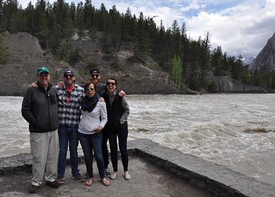 2017.06.01 - Banff Falls, Bow River