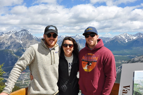2017.06.02 - Banff, Sulfur Mountain Gondola