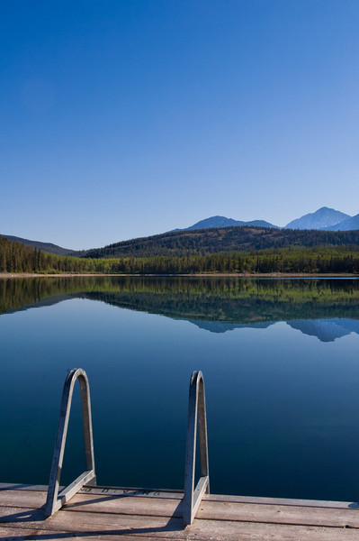 Patricia Lake - Jasper Nat'l Park