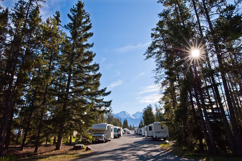 Banff Camp Ground