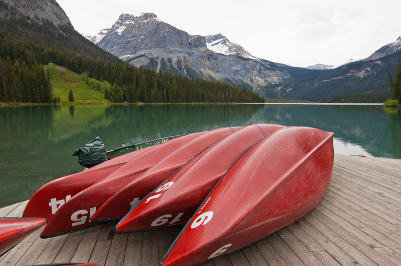 Emerald Lake - Yoho Nat'l Park