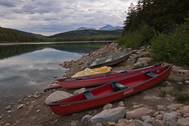 Patricia Lake - Banff Nat'l Park