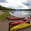 Maligne Lake - Jasper Nat'l Park