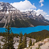 Peyto Lake - Banff Nat'l Park