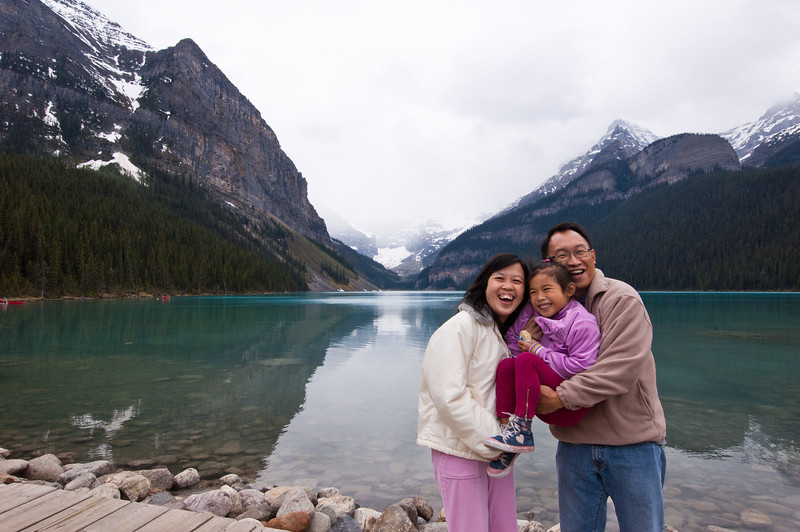 Lake Louise - Banff Nat'l Park