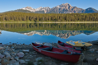 Patricia Lake Revisited