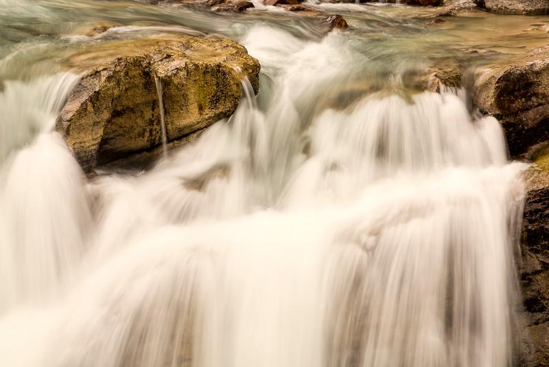 Sunwapta Falls 4, Jasper National Park, Alberta, Canada