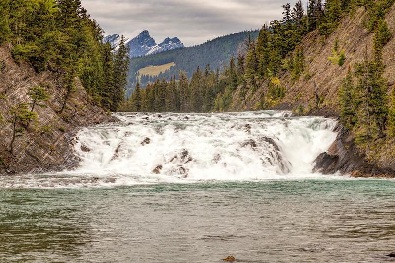 Bow Falls, Banff, Alberta, Canada