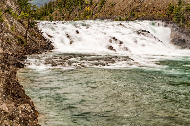 Bow Falls 2, Banff, Alberta, Canada