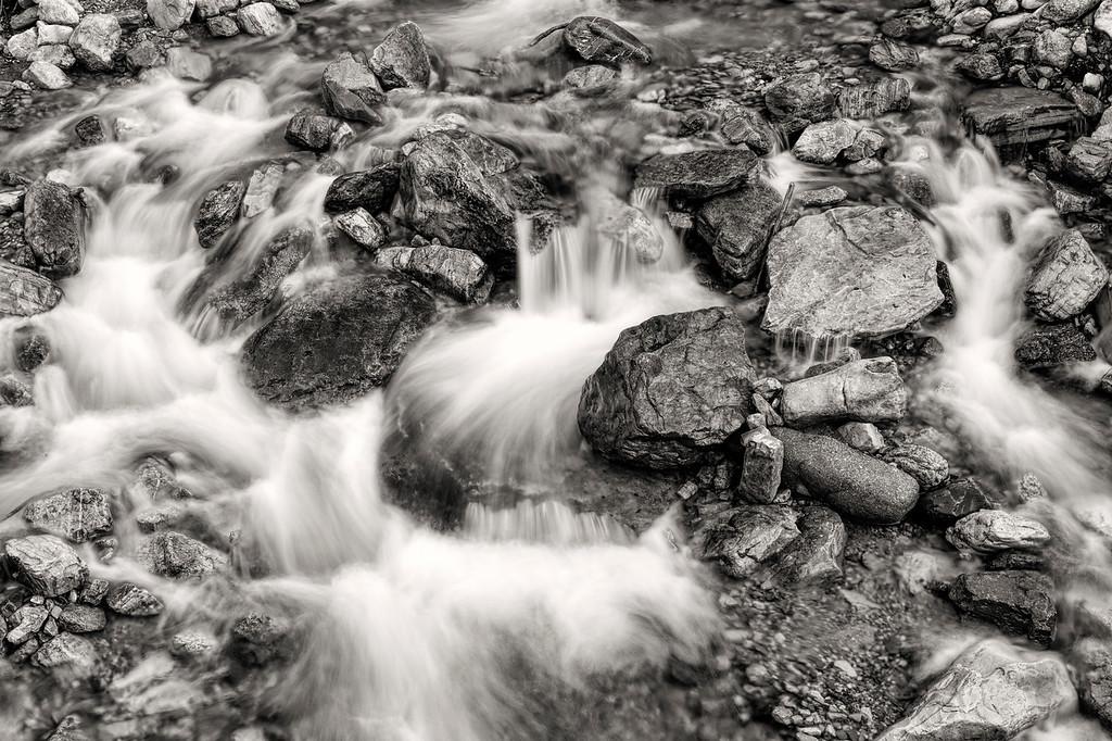 Mountain Stream, Alberta, Canada