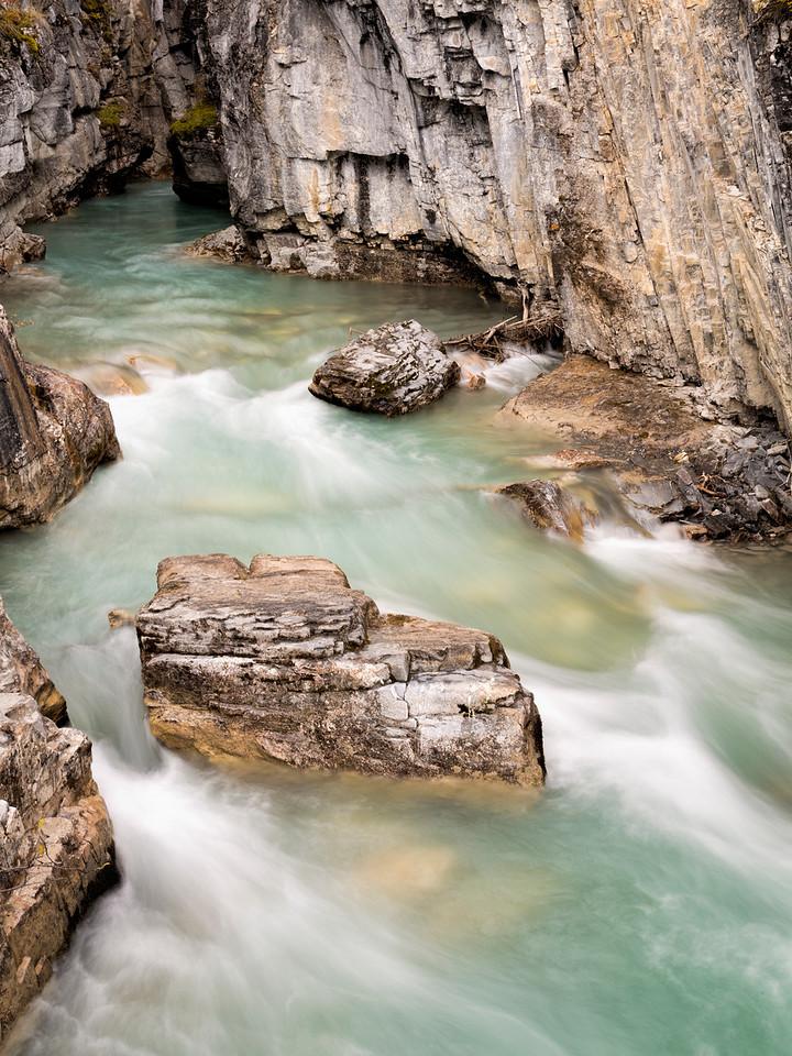 Marble Canyon 2, Koonetay, National Park, British Columbia, Canada