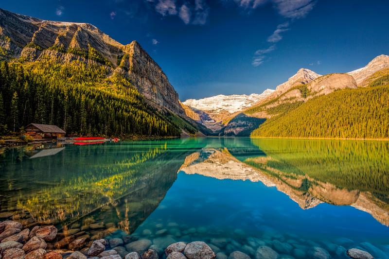 Lake Louise 1, Alberta, Canada