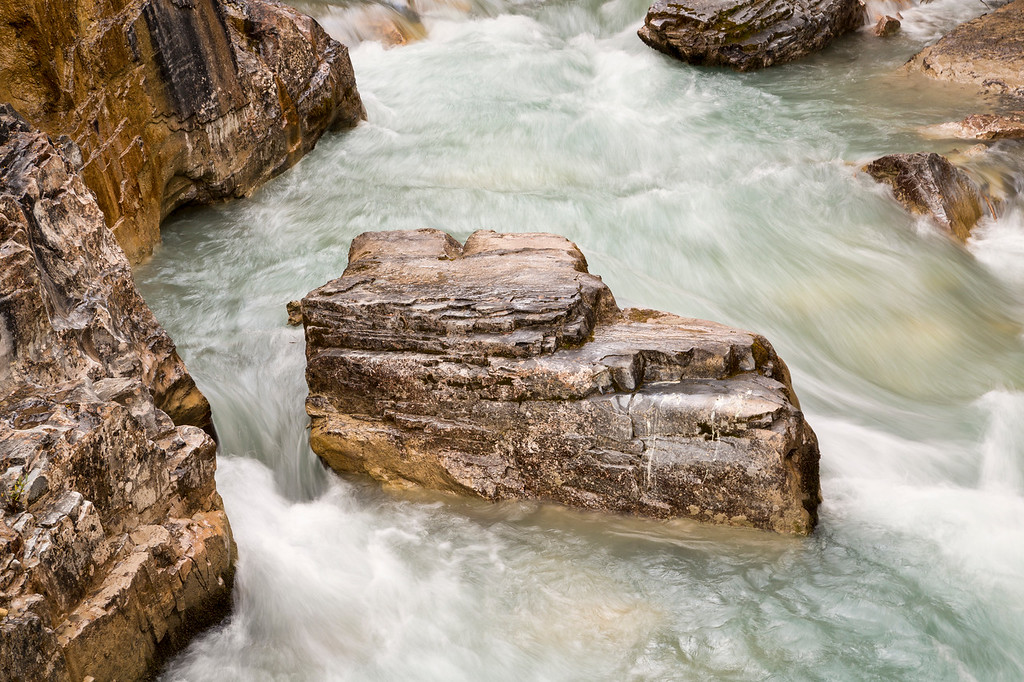 Marble Canyon, Koonetay, National Parl, British Columbia, Canada