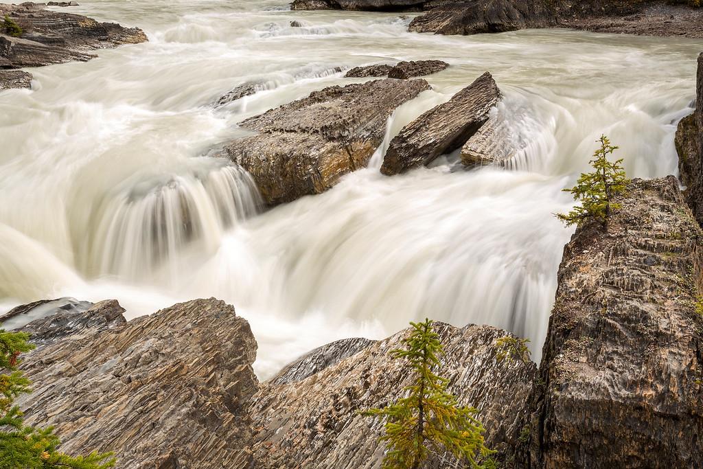 Natural Bridge, Yoho National Park, British Columbia, Canada