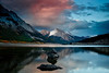 Medicine Lake - Jasper National Park, Alberta, Canada - Andrew Ehrlich - September 2010