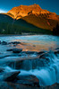 Athabasca Falls - Canadian Rockies - Carla Farris - October 2010