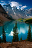 Moraine Lake - Canadian Rockies - Carla Farris - October 2010