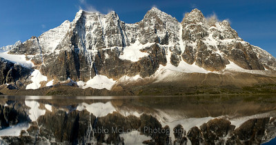 The RAMPARTS in Tonquin Valley - simply astonishing !!!!