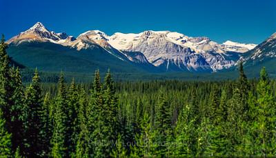Mount McArthur Massif
