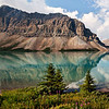 Bow Lake Panoramic