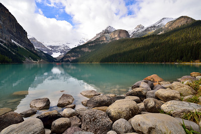 Lake Louise Calm
