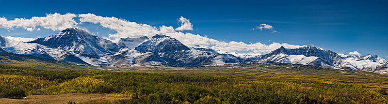 Waterton National Park - Early Fall