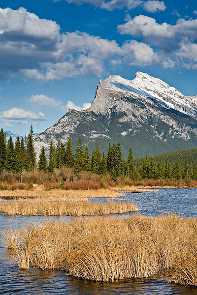 Mount Rundle - Banff NP<br /> -Lee 2 Stop Soft GND