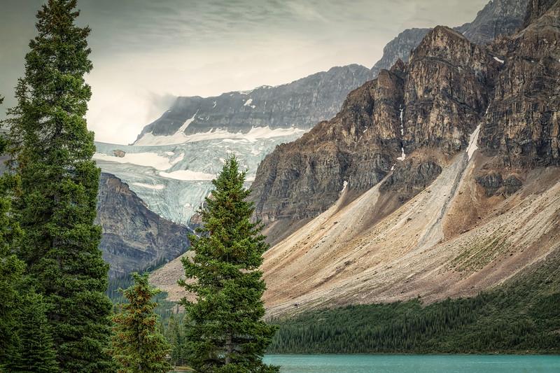 Canadian Rockies - Glacier