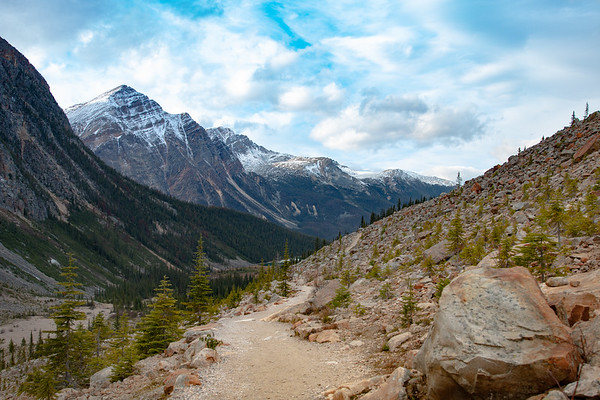 Mt. Edith Cavell Trail