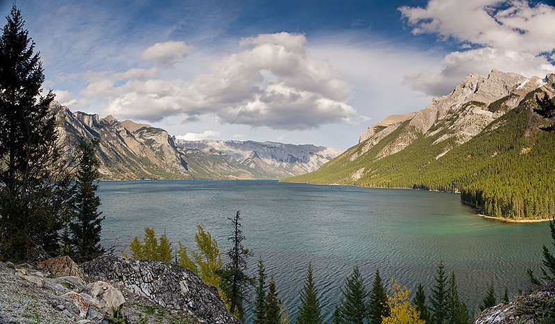 Spray Lake - Kananaskis Region